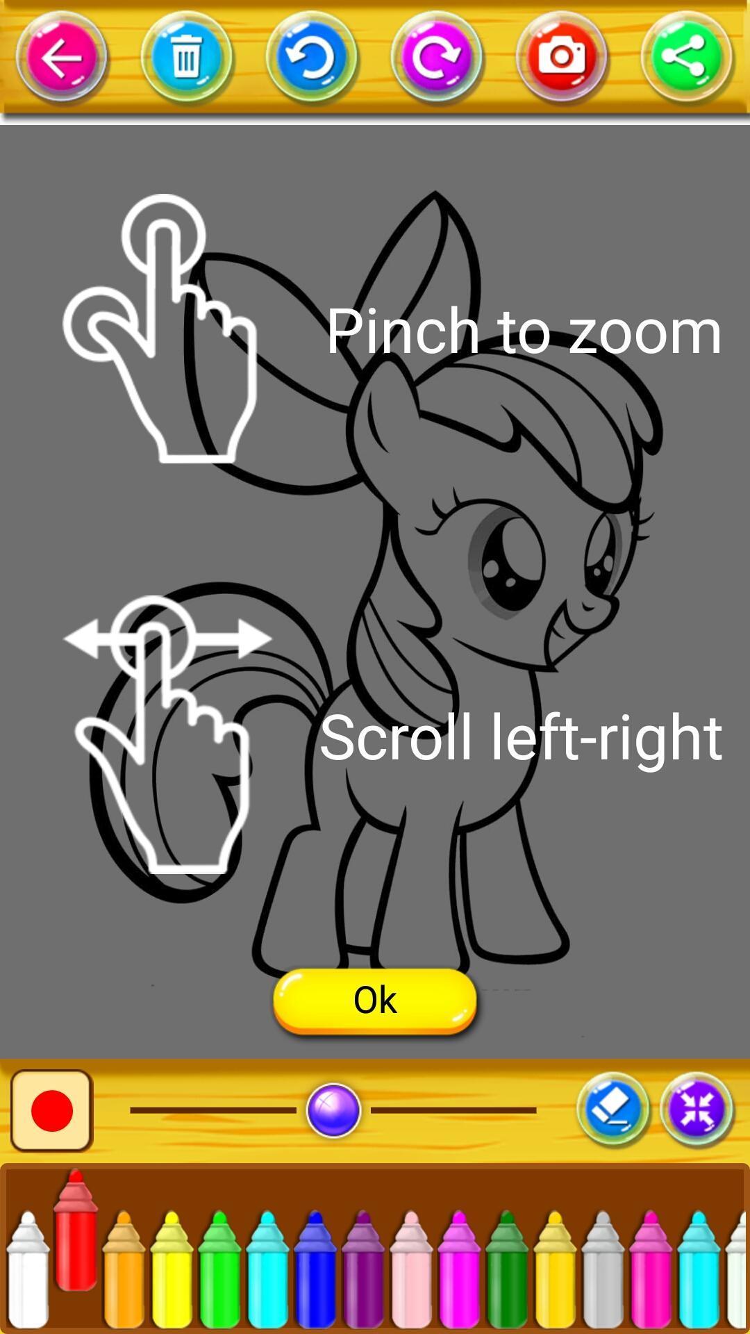 Mewarnai Kuda Poni For Android Apk Download