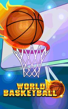 World Basketball poster