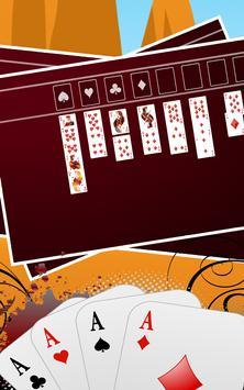 Card Games Solitaire screenshot 1