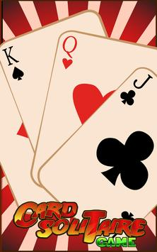 Cards Solitaire Game poster