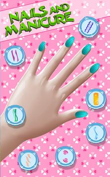 Nails and Manicure poster