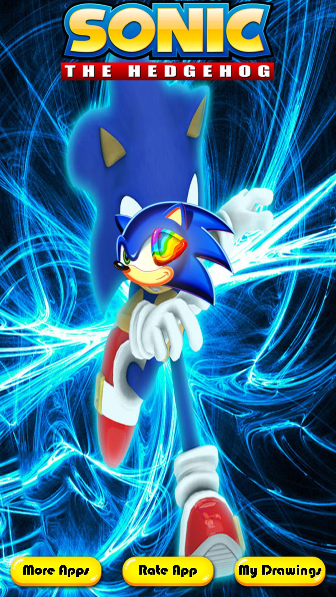 coloring sonic dash fan for android - apk download