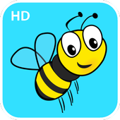 Insect Coloring Pages-Kid Game icon