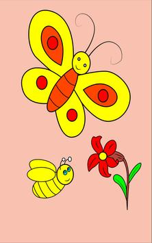 Insect Coloring Pages-Kid Game poster