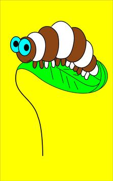 Insect Coloring Pages-Kid Game apk screenshot