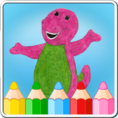 Coloring Games for Borney icon