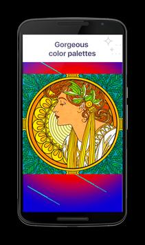 Coloring books For Adults apk screenshot
