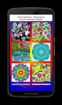 Coloring Book For Adult apk screenshot