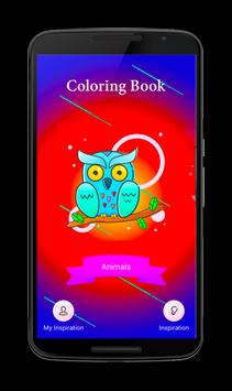 Coloring books For Adult screenshot 1