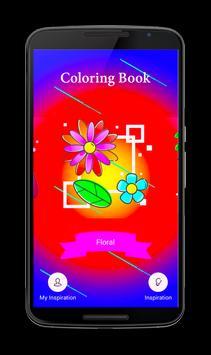 Coloring books For Adult apk screenshot