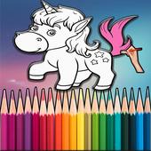 Livre De Coloriage Licorne Unicorn For Android Apk Download