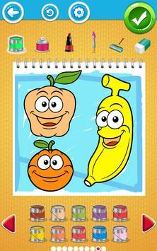 Fruit Coloring Pages apk screenshot