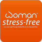 Woman Stress Free icon