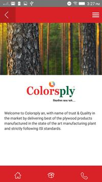 Colorsply poster