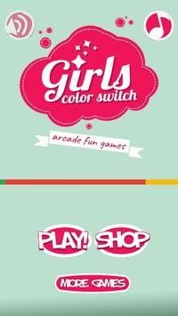 Girls Stuff - Color Switch poster