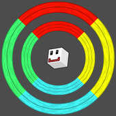 Color Switch Ball Rise icon