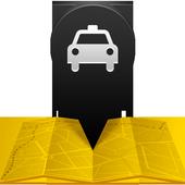 Доступное такси Москва icon
