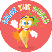 Color The World icon