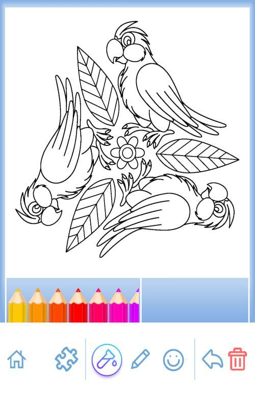 Coloring Book Animal Mandala APK Download