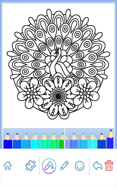 Coloring Book For Adults APK Download