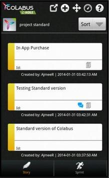 Colabus Agile screenshot 3