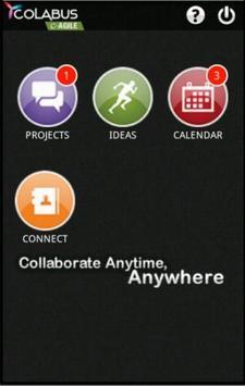 Colabus Agile poster