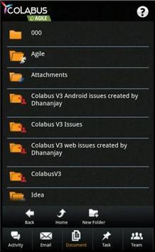 Colabus Agile screenshot 2