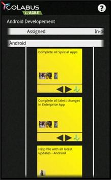 Colabus Agile screenshot 4