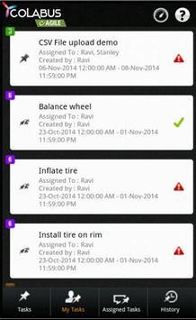 Colabus Agile screenshot 6