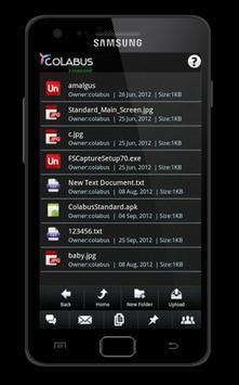 Colabus Standard screenshot 1