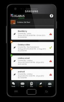 Colabus Standard screenshot 2