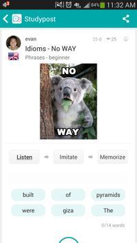 Colango - Interactive Language apk screenshot