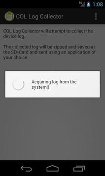 COL Log Collector apk screenshot