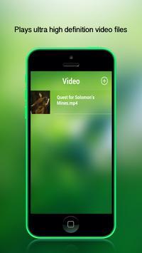 HD MOV Player 2016 apk screenshot
