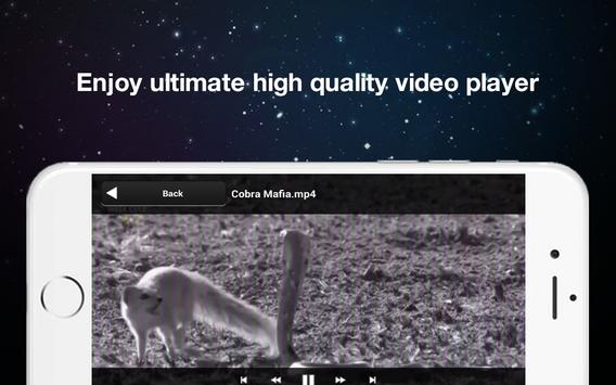 1080p Video Playback apk screenshot
