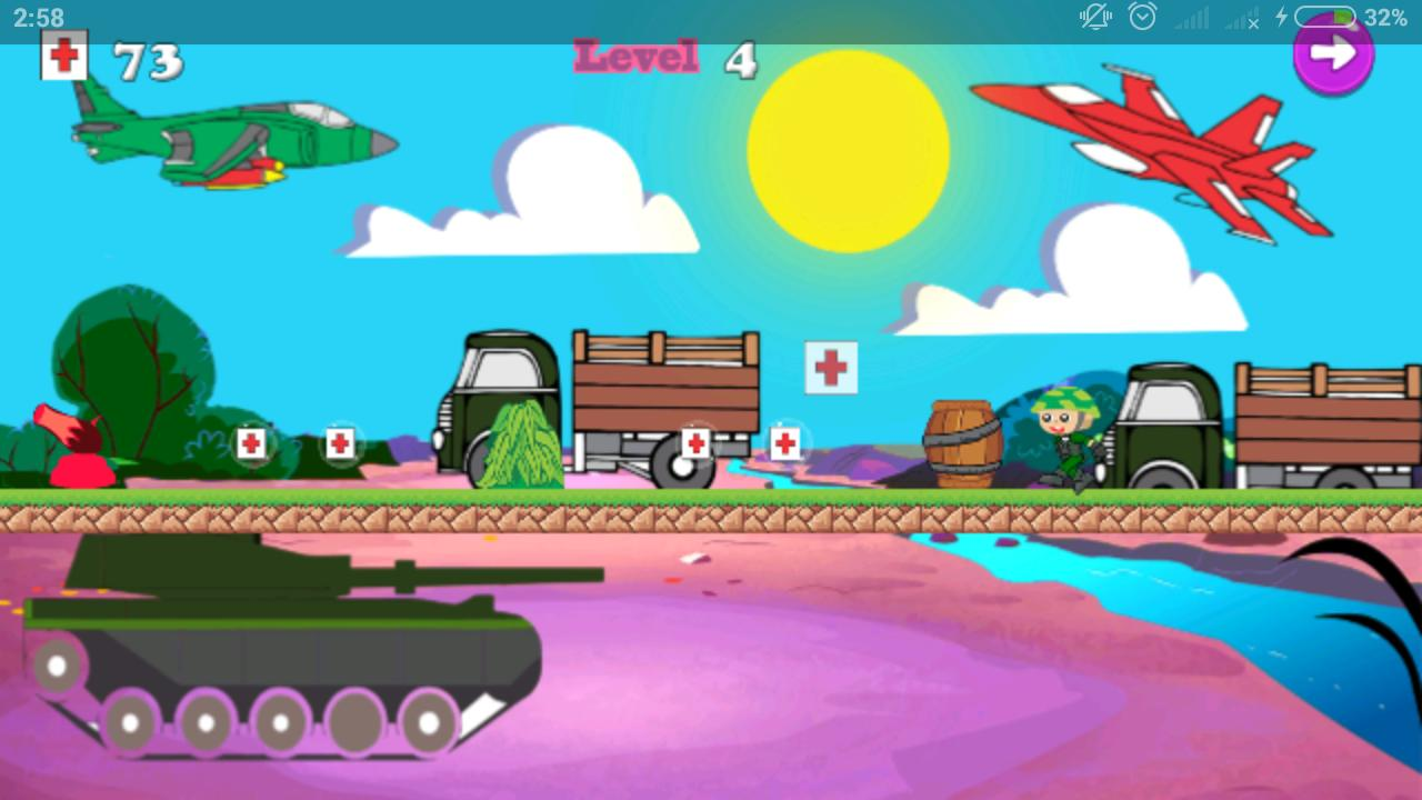 Rambo Java Adventure for Android - APK Download