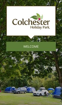 Colchester Holiday Park poster
