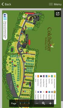 Colchester Holiday Park screenshot 1