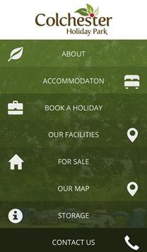 Colchester Holiday Park apk screenshot