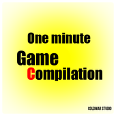 One minute games compilation icon