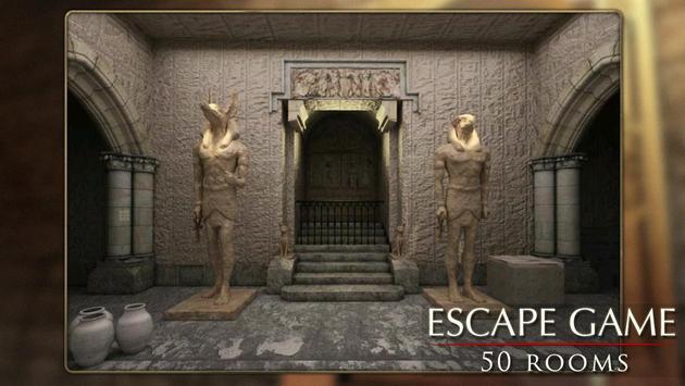 Escape game: 50 rooms 3 syot layar 3