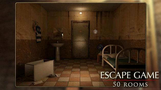 Escape game: 50 rooms 3 penulis hantaran