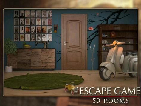 Escape game: 50 rooms 3 syot layar 11
