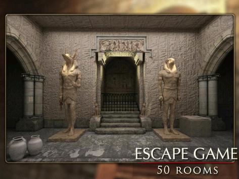Escape game: 50 rooms 3 syot layar 13