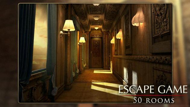 Escape game: 50 rooms 2 penulis hantaran