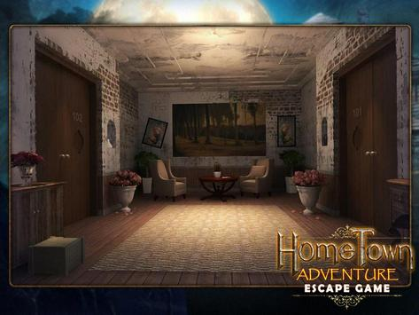 Escape game:home town adventure screenshot 10
