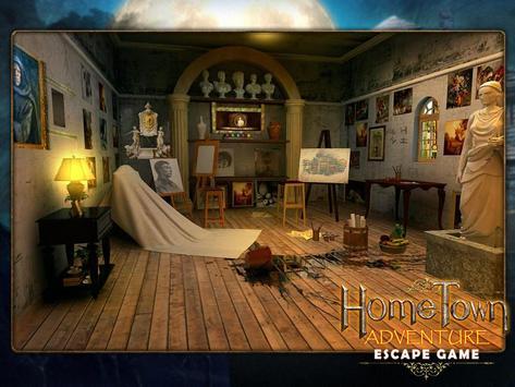 Escape game:home town adventure screenshot 11
