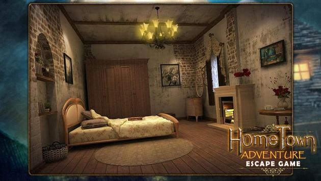 密室逃脫:小鎮冒險之旅 截图 3