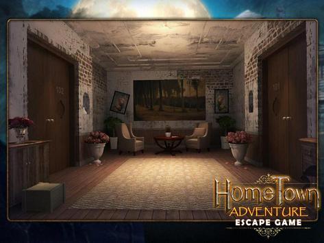 Escape game:home town adventure screenshot 5