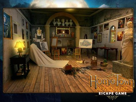 Escape game:home town adventure screenshot 6